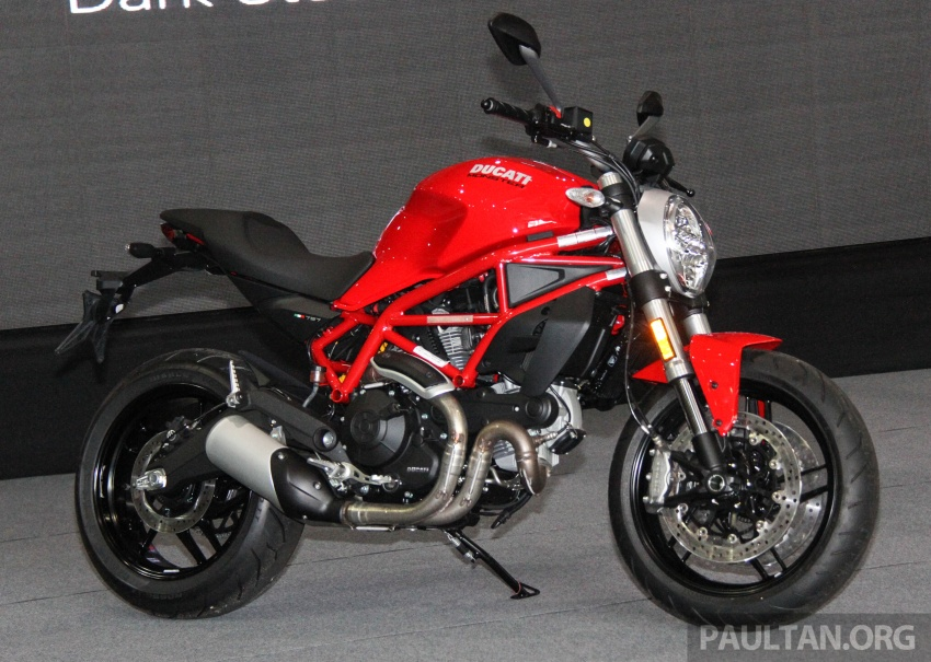 2017 Ducati Multistrada 950 and Monster 797 launched at Naza Merdeka Autofair – RM85,900 and RM55,900 Image #695941