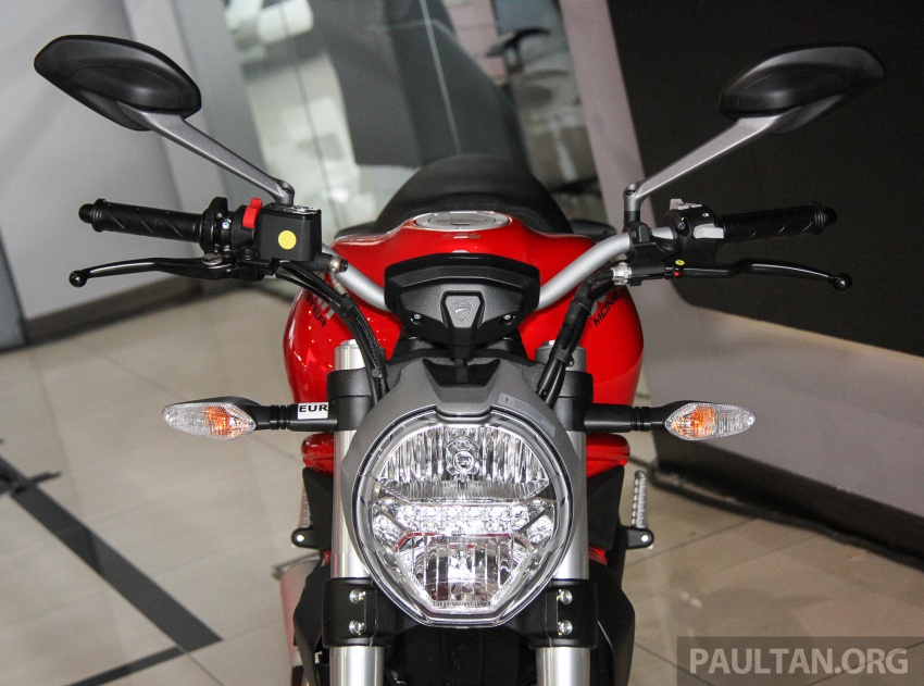2017 Ducati Multistrada 950 and Monster 797 launched at Naza Merdeka Autofair – RM85,900 and RM55,900 Image #695948