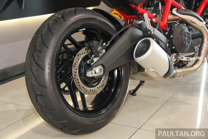 2017 Ducati Multistrada 950 and Monster 797 launched at Naza Merdeka Autofair – RM85,900 and RM55,900 Image #695951