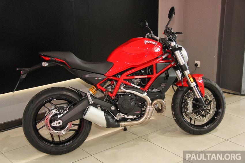 Ducati Multistrada 950 dan Monster 797 2017 dilancar – harga masing-masing RM85,900 dan RM55,900 Image #696036
