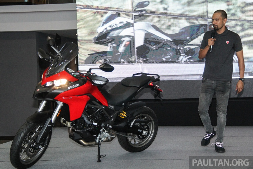 2017 Ducati Multistrada 950 and Monster 797 launched at Naza Merdeka Autofair – RM85,900 and RM55,900 Image #695984