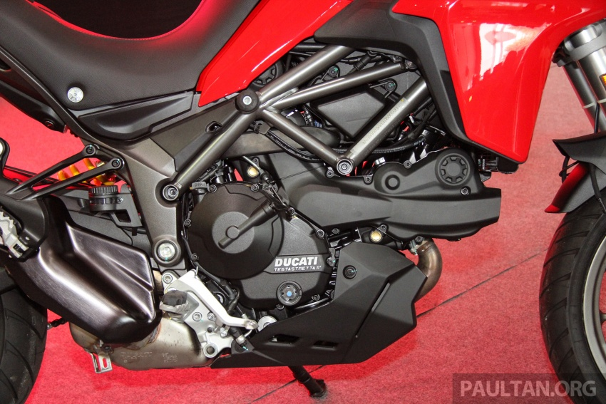 2017 Ducati Multistrada 950 and Monster 797 launched at Naza Merdeka Autofair – RM85,900 and RM55,900 Image #695994