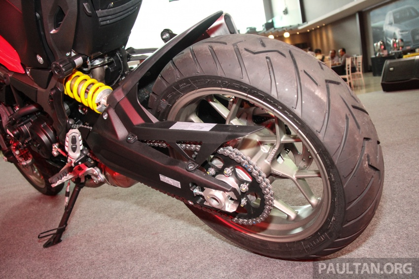 2017 Ducati Multistrada 950 and Monster 797 launched at Naza Merdeka Autofair – RM85,900 and RM55,900 Image #695997