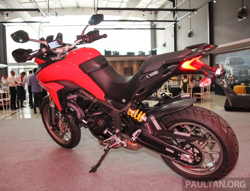 2017 Ducati Multistrada 950 and Monster 797 launched at Naza Merdeka Autofair – RM85,900 and RM55,900 Image #695998