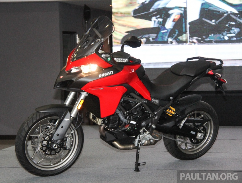 2017 Ducati Multistrada 950 and Monster 797 launched at Naza Merdeka Autofair – RM85,900 and RM55,900 Image #695985