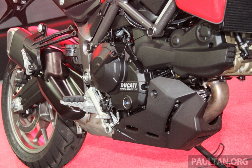 2017 Ducati Multistrada 950 and Monster 797 launched at Naza Merdeka Autofair – RM85,900 and RM55,900 Image #695988