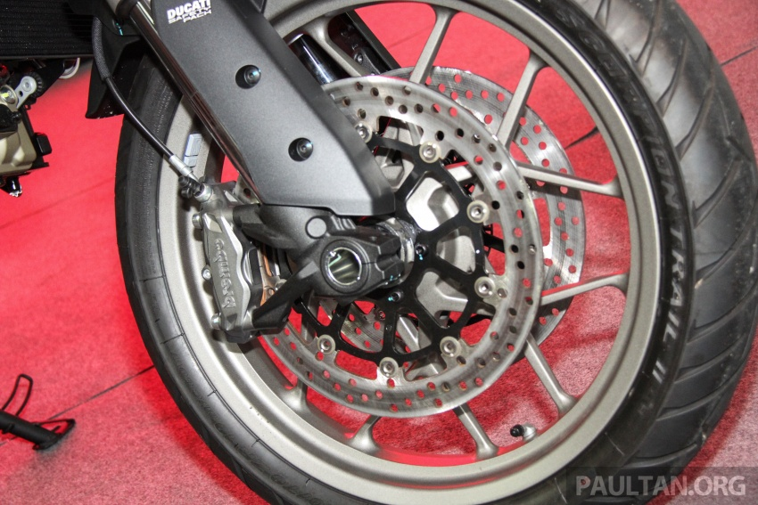 2017 Ducati Multistrada 950 and Monster 797 launched at Naza Merdeka Autofair – RM85,900 and RM55,900 Image #695989