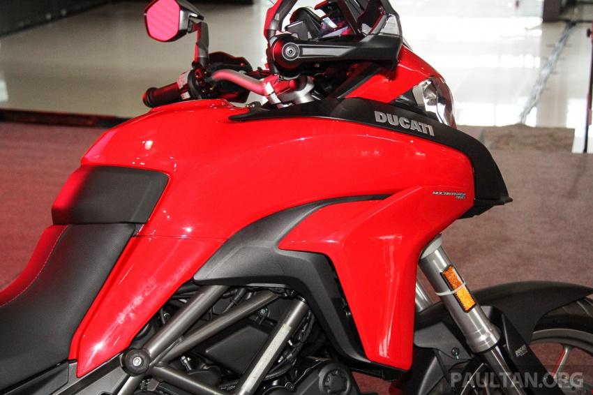 Ducati Multistrada 950 dan Monster 797 2017 dilancar – harga masing-masing RM85,900 dan RM55,900 Image #696067