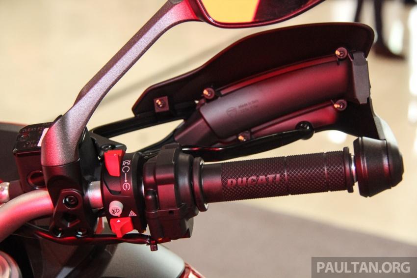 Ducati Multistrada 950 dan Monster 797 2017 dilancar – harga masing-masing RM85,900 dan RM55,900 Image #696075