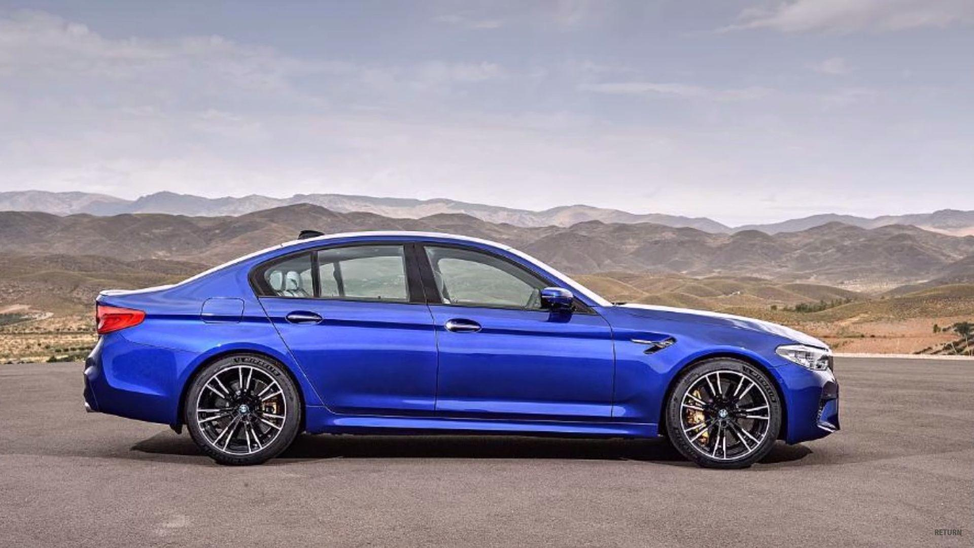 F90 BMW M5 fully leaked ahead of scheduled debut Image 701096