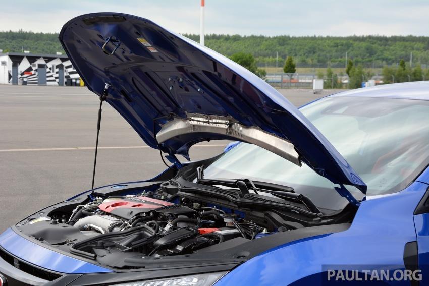 PANDU UJI: Honda Civic Type R FK8 2017 – revolusi 25 tahun peralihan falsafah pembinaan jentera Type R Image #692299