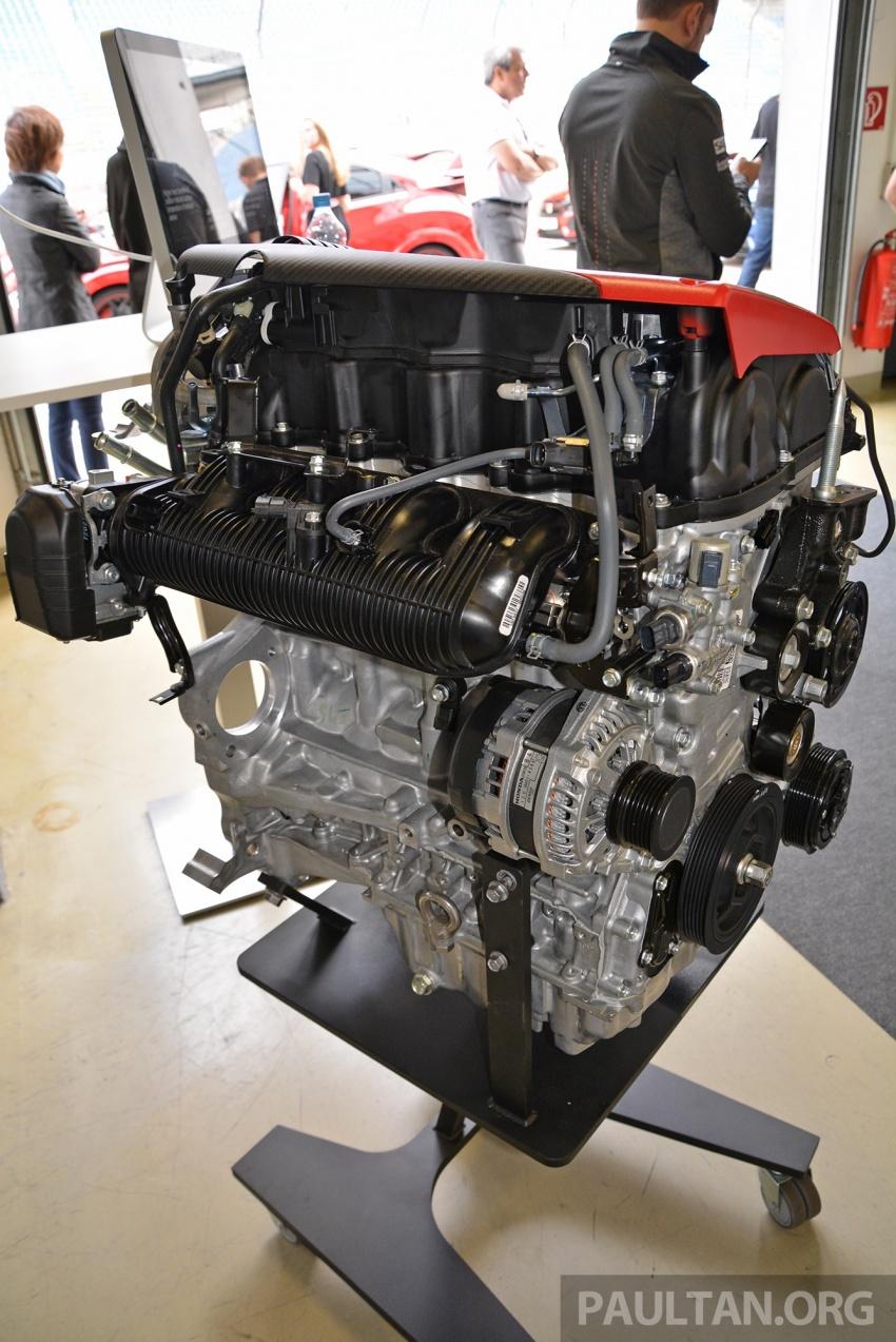 PANDU UJI: Honda Civic Type R FK8 2017 – revolusi 25 tahun peralihan falsafah pembinaan jentera Type R Image #692300