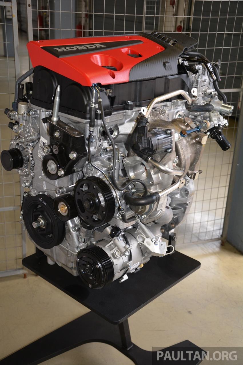 PANDU UJI: Honda Civic Type R FK8 2017 – revolusi 25 tahun peralihan falsafah pembinaan jentera Type R Image #692301