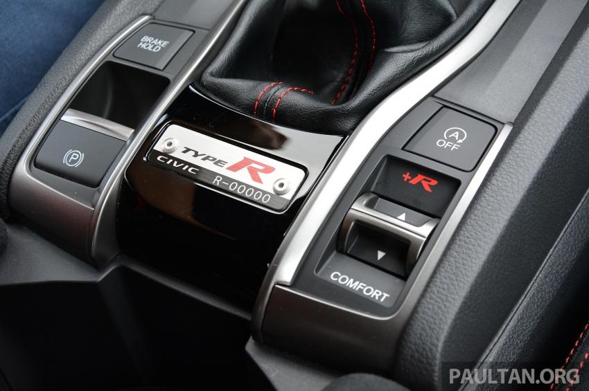 PANDU UJI: Honda Civic Type R FK8 2017 – revolusi 25 tahun peralihan falsafah pembinaan jentera Type R Image #692336