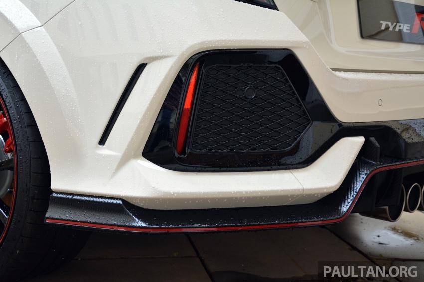 PANDU UJI: Honda Civic Type R FK8 2017 – revolusi 25 tahun peralihan falsafah pembinaan jentera Type R Image #692355