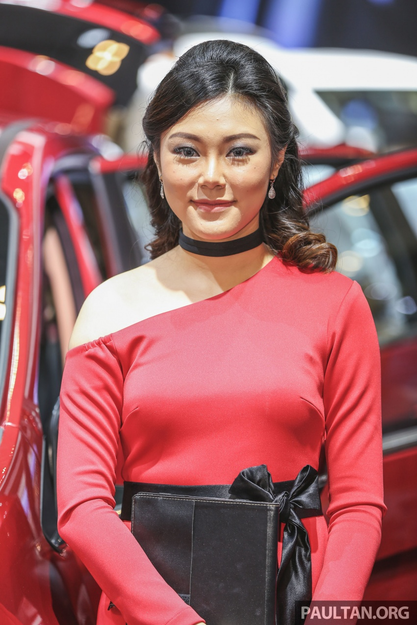 GIIAS 2017: Jakarta's ceweks are sweeter than <em>es teler</em> Image #699809
