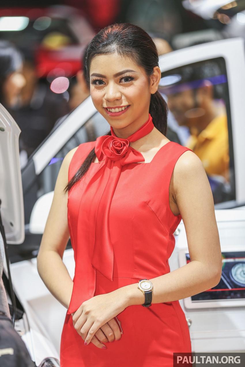 GIIAS 2017: Jakarta's ceweks are sweeter than <em>es teler</em> Image #699850