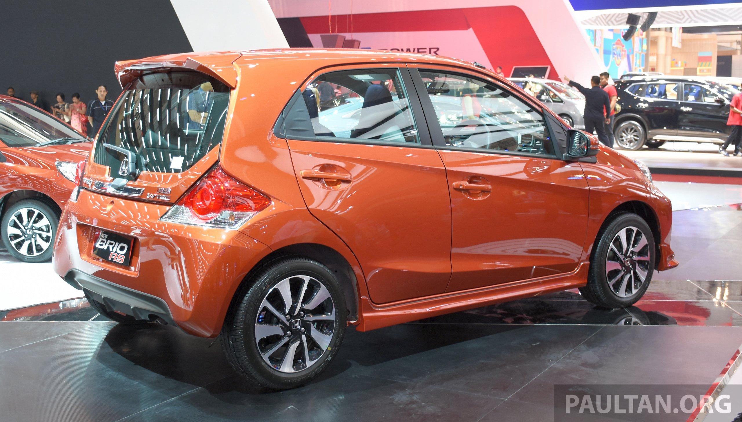 Kekurangan Honda Brio Rs Cvt Perbandingan Harga