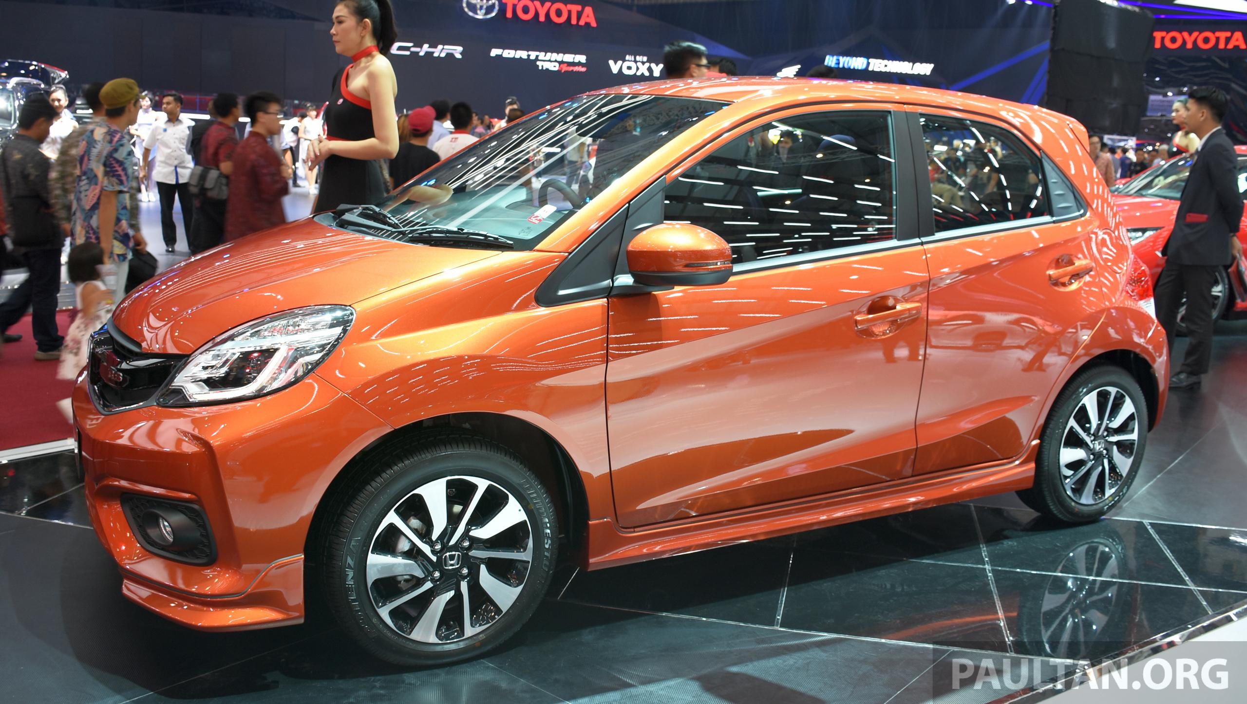 Kelebihan Kekurangan Honda Brio Rs 2018 Review