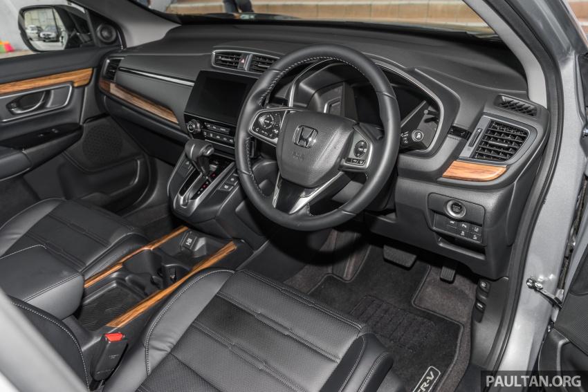 Protokol ujian baharu ASEAN NCAP kini lebih ketat – Honda CR-V 2017 terima pengiktirafan lima-bintang Image #700386