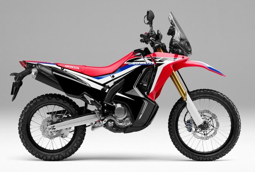Honda CRF250L dan CRF250 Rally dilancar di Malaysia pada harga masing-masing RM24k dan RM29k Image #704524