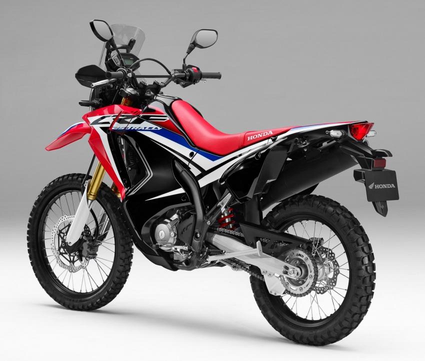 Honda CRF250L dan CRF250 Rally dilancar di Malaysia pada harga masing-masing RM24k dan RM29k Image #704534