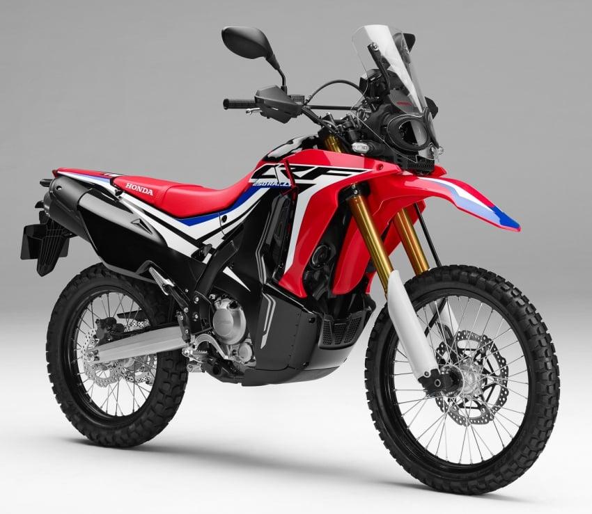 Honda CRF250L dan CRF250 Rally dilancar di Malaysia pada harga masing-masing RM24k dan RM29k Image #704526