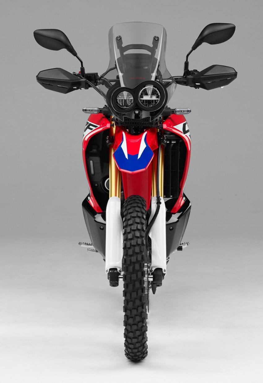 Honda CRF250L dan CRF250 Rally dilancar di Malaysia pada harga masing-masing RM24k dan RM29k Image #704530