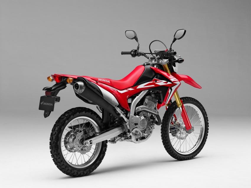 Honda CRF250L dan CRF250 Rally dilancar di Malaysia pada harga masing-masing RM24k dan RM29k Image #704517