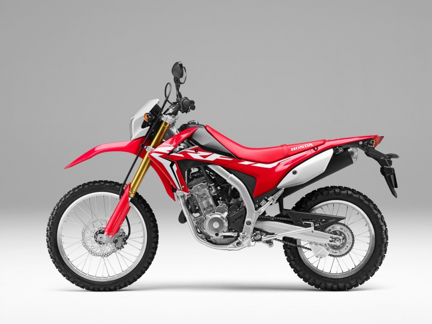 Honda CRF250L dan CRF250 Rally dilancar di Malaysia pada harga masing-masing RM24k dan RM29k Image #704520
