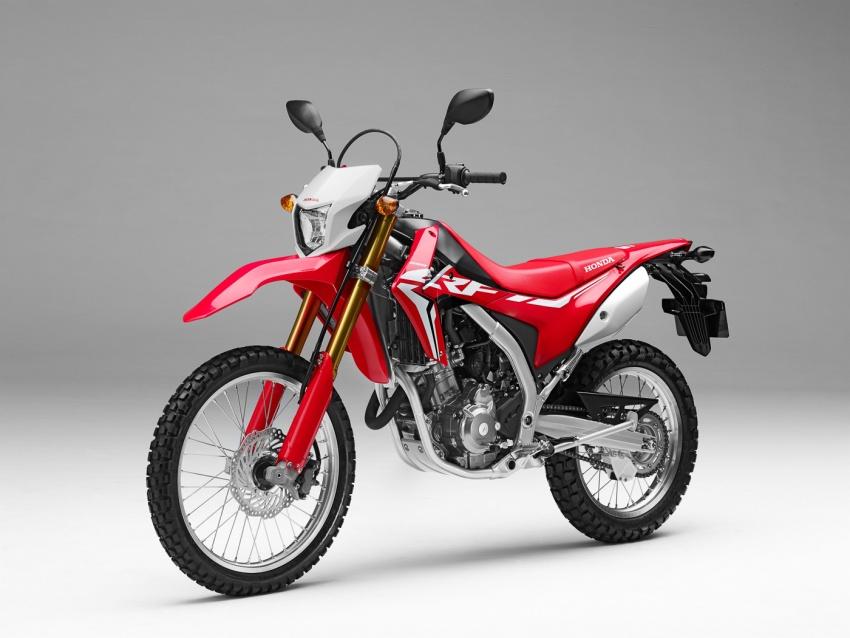 Honda CRF250L dan CRF250 Rally dilancar di Malaysia pada harga masing-masing RM24k dan RM29k Image #704522