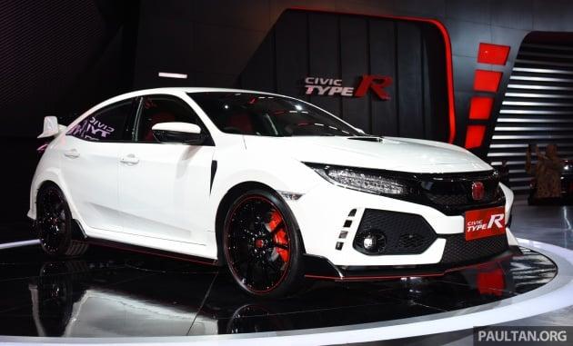54 All New Civic Type R Indonesia Terbaru