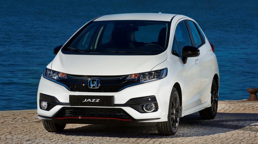 Honda Jazz facelift gets 130 PS 1.5 litre for Europe Image #698079
