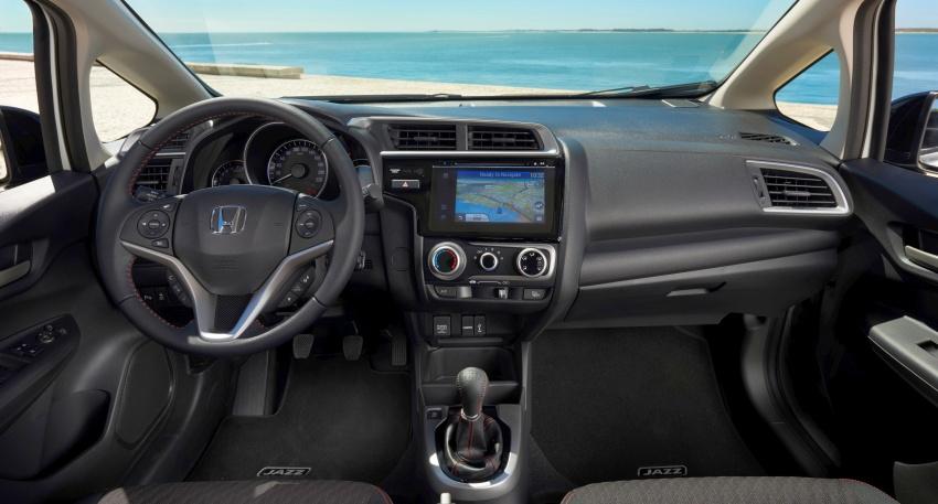 Honda Jazz facelift gets 130 PS 1.5 litre for Europe Image #698078