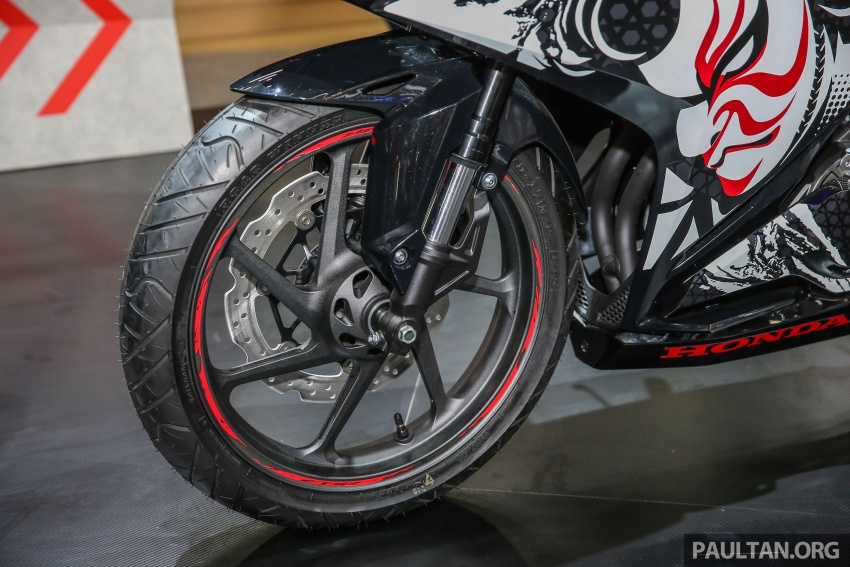"GIIAS 2017:  2017 Honda CBR250RR Special Edition Indonesia- ""The Art of Kabuki"", from RM20,399 Image #697051"