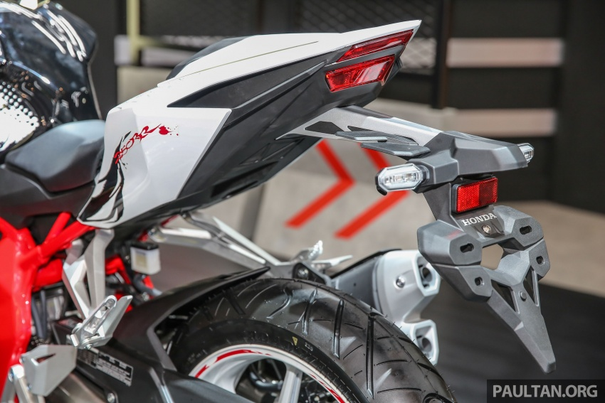 "GIIAS 2017:  2017 Honda CBR250RR Special Edition Indonesia- ""The Art of Kabuki"", from RM20,399 Image #697037"