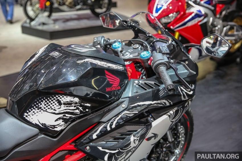 "GIIAS 2017:  2017 Honda CBR250RR Special Edition Indonesia- ""The Art of Kabuki"", from RM20,399 Image #697041"