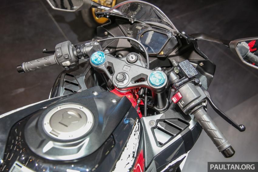 "GIIAS 2017:  2017 Honda CBR250RR Special Edition Indonesia- ""The Art of Kabuki"", from RM20,399 Image #697044"