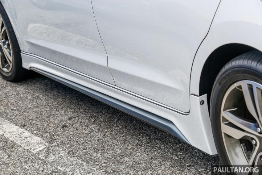 DRIVEN: 2017 Hyundai Elantra Sport 1.6 Turbo, 2.0 NA Image #702349