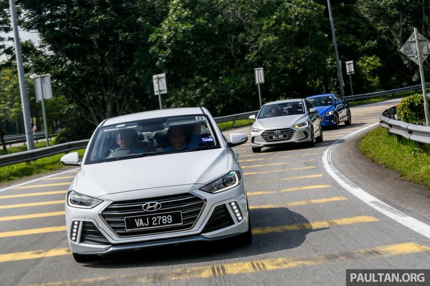 DRIVEN: 2017 Hyundai Elantra Sport 1.6 Turbo, 2.0 NA Image #702351