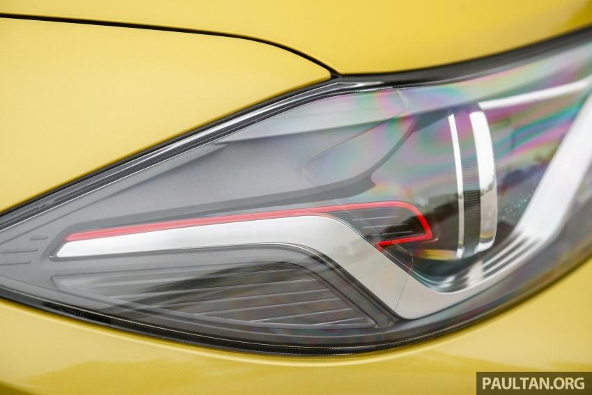 DRIVEN: 2017 Hyundai Elantra Sport 1.6 Turbo, 2.0 NA Image #702268