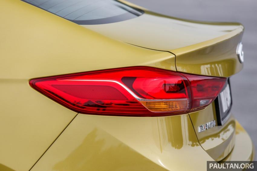 DRIVEN: 2017 Hyundai Elantra Sport 1.6 Turbo, 2.0 NA Image #702281