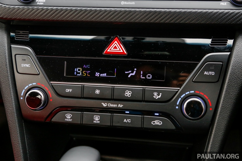 DRIVEN: 2017 Hyundai Elantra Sport 1.6 Turbo, 2.0 NA Image #702300