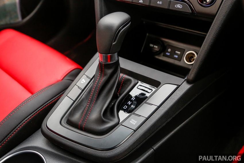 DRIVEN: 2017 Hyundai Elantra Sport 1.6 Turbo, 2.0 NA Image #702302