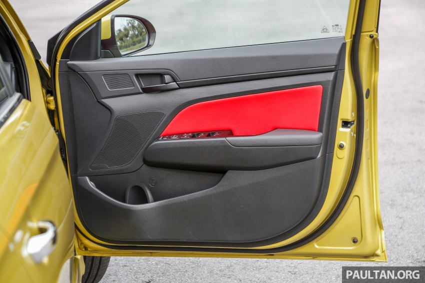 DRIVEN: 2017 Hyundai Elantra Sport 1.6 Turbo, 2.0 NA Image #702314