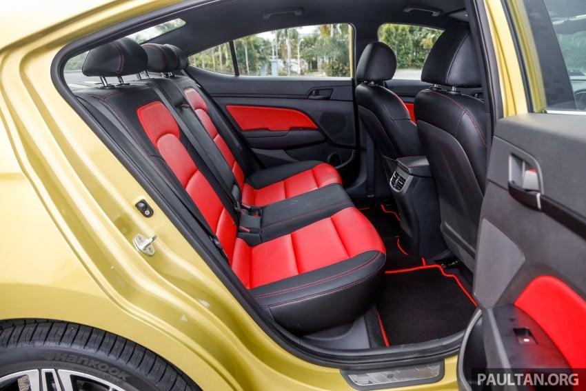 DRIVEN: 2017 Hyundai Elantra Sport 1.6 Turbo, 2.0 NA Image #702317
