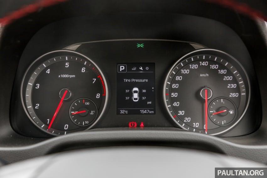 DRIVEN: 2017 Hyundai Elantra Sport 1.6 Turbo, 2.0 NA Image #702293