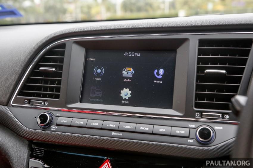 DRIVEN: 2017 Hyundai Elantra Sport 1.6 Turbo, 2.0 NA Image #702296