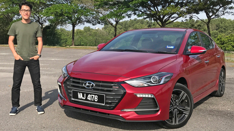 FIRST DRIVE: 2017 Hyundai Elantra Sport 1 6 Turbo Malaysian
