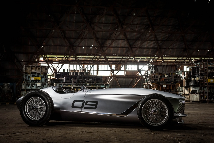 Infiniti Prototype 9 unveiled at Pebble Beach event Image #698577